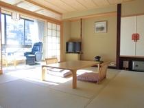 広々和室10畳+広縁