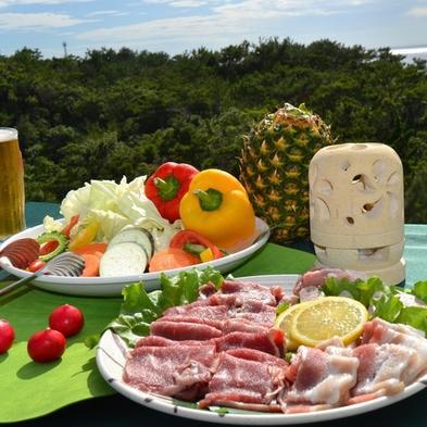 【夏秋旅セール】夕陽を見ながら仲間や家族と楽しくBBQディナー◎朝夕2食付