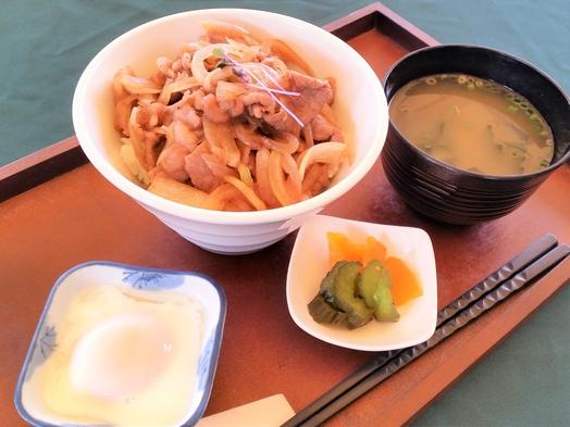 【お部屋でお食事】沖縄県産和牛すき焼丼をご用意!周りを気にせずゆっくりお食事されたい方におすすめ