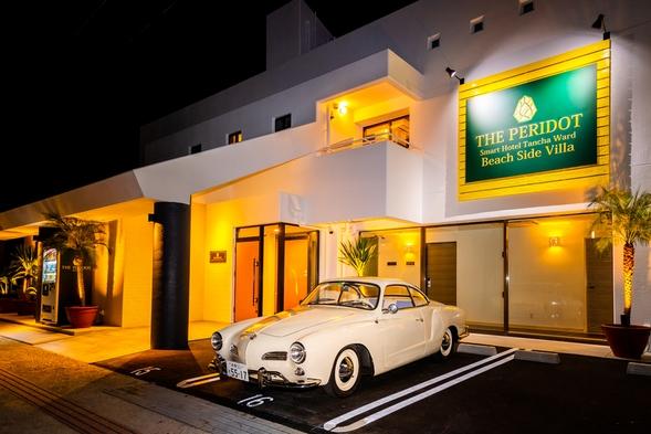 【Beach Side Villa】お得な素泊まりプラン!