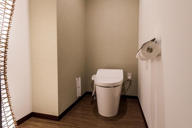 デラックスルームトイレ