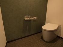 ツインルームトイレ
