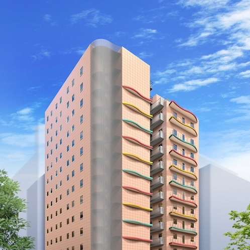 SARASA HOTELブランド3店舗目となる「SARASA HOTEL新大阪」が2018年9月8日