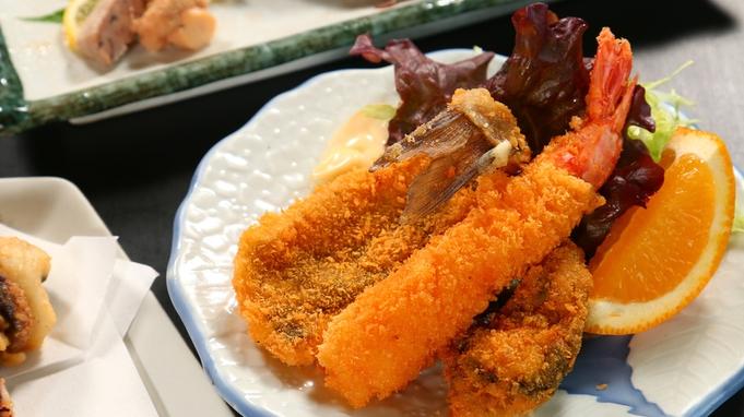【リーズナブルに梅プラン】タコのまる茹で×定置網でその日水揚げの旬魚の刺し身を楽しむプラン