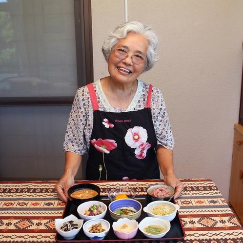 沖縄料理の先生!!