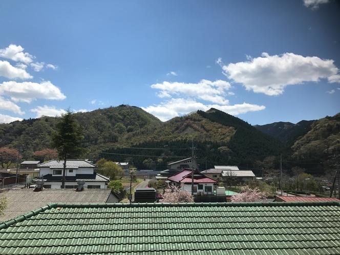 NOZOMI棟からの眺め