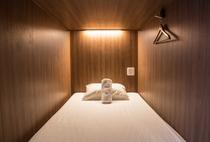 カプセルタイプベッドの一例
