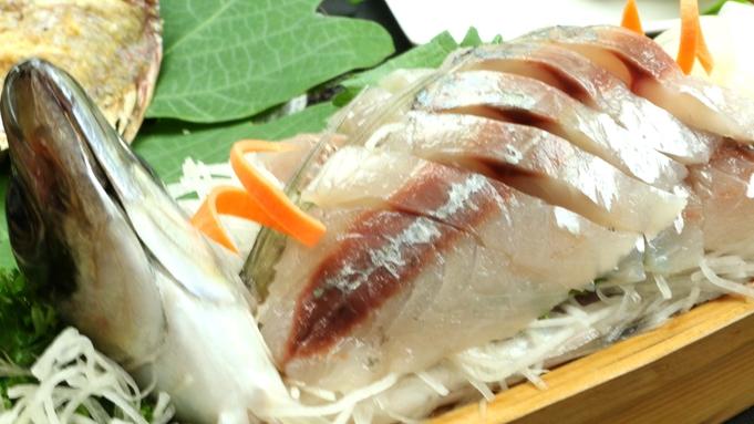 【平日限定★リーズナブル】旬の刺身が付いてこの価格!お手頃価格で味わう当館のおもてなし♪