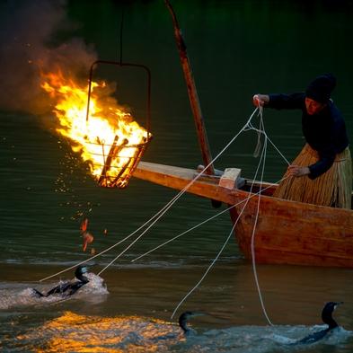 「篝火 かがりび 」 - 嵐山鵜飼観賞を堪能 ディナー付きご宿泊プラン