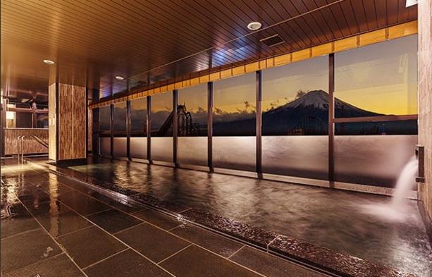 大人世代【50歳からのゆとり旅応援】ベーシック料金で富士山側のお部屋にアップグレード!朝食付き