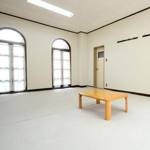 【洋室広間】