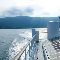 【船上風景】