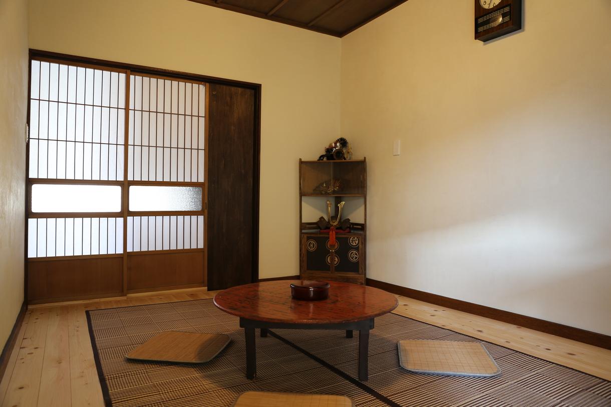個室 3人部屋