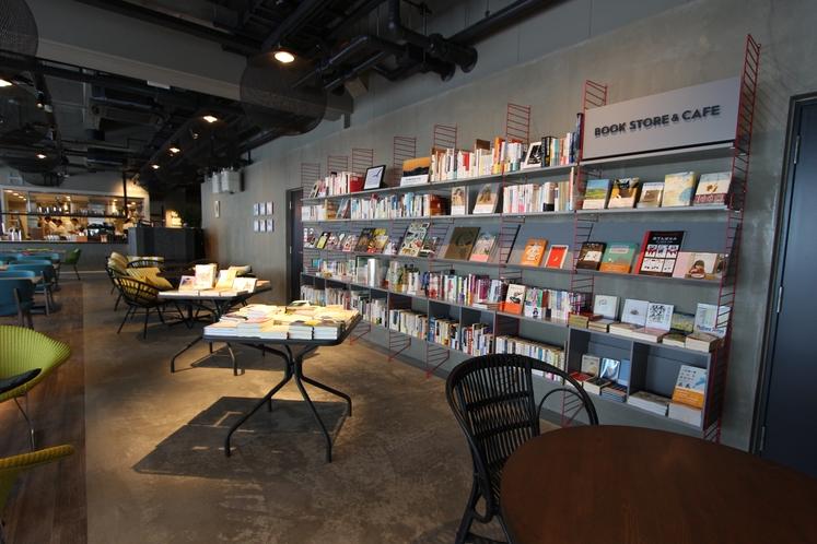 ブックカフェスペース