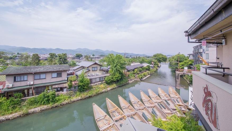 景色(River View)