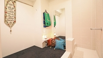 ジャパニング京都インフォメーションセンター イスラム教の礼拝室もございます