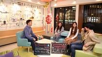 ジャパニング京都インフォメーションセンター ゆっくりと旅の予定を考えられる休憩スペース