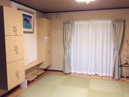 【相部屋ドミトリー】禁煙和室1号室