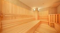 5階大浴場「車沢の湯」ドライサウナ