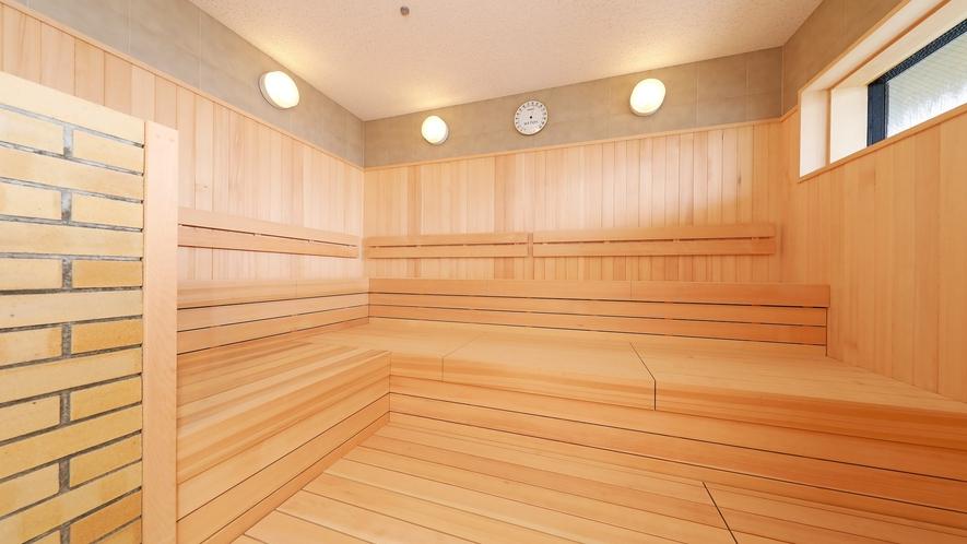 6階大浴場「浮雲の湯」ドライサウナ
