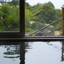 箱根ユネッサン【森の湯】景色を楽しみながらゆっくり湯三昧
