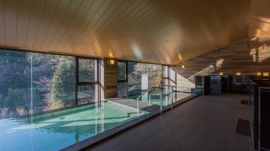 6階大浴場「浮雲の湯」内湯①
