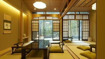 特別客室「箱根湯本」