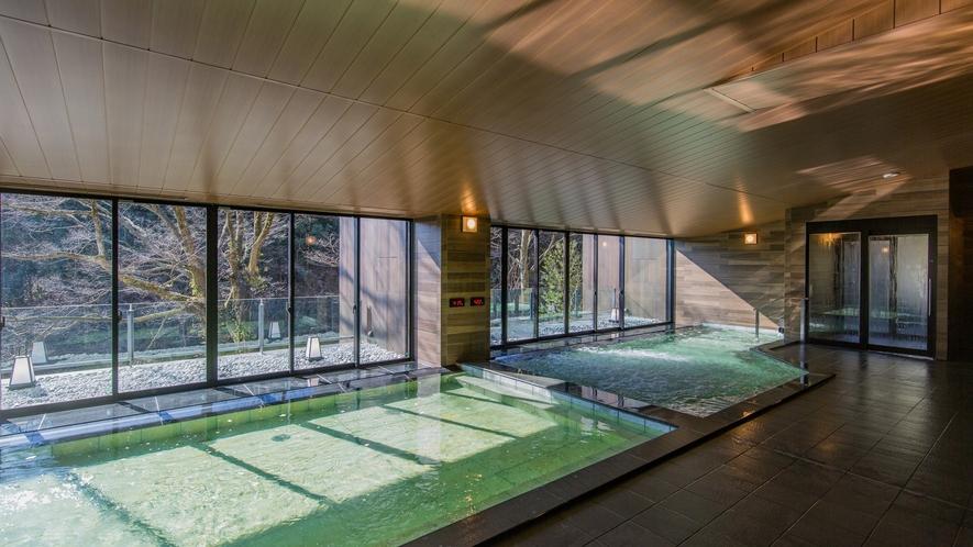 5階大浴場「車沢の湯」内湯