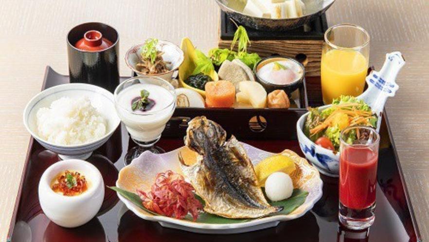 【食事】和食膳(朝食)