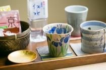 客室フリーカップ&TEAセット
