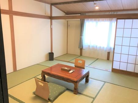和室10畳 富士山全景が望めるお部屋(洗面台付き)