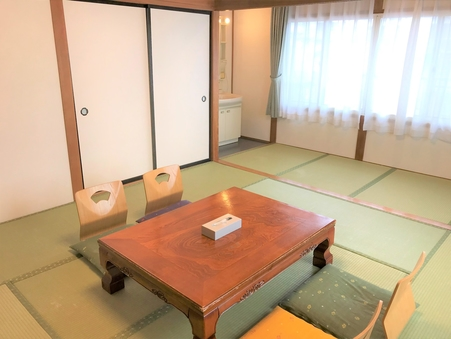 和室10畳 富士山側のお部屋