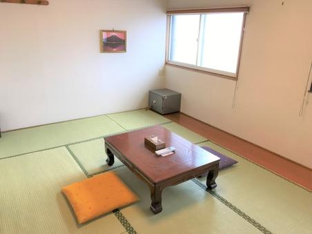 和室7.5畳 富士山全景が望めるお部屋(洗面台付き)
