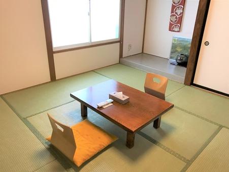 シンプル和室8畳【最大定員4名】