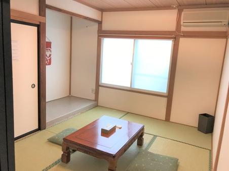 シンプル和室6畳【最大定員3名】