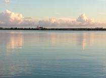 川満の夕凪
