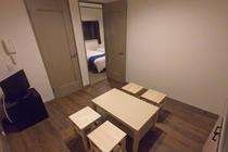 アパートメントルーム(4ベッド)