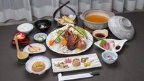*【海鮮鍋】冬季限定の海鮮鍋はいかがでしょうか。3名様以上で伊勢海老特典もございます。