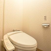 *【客室】全室温水洗浄便座付