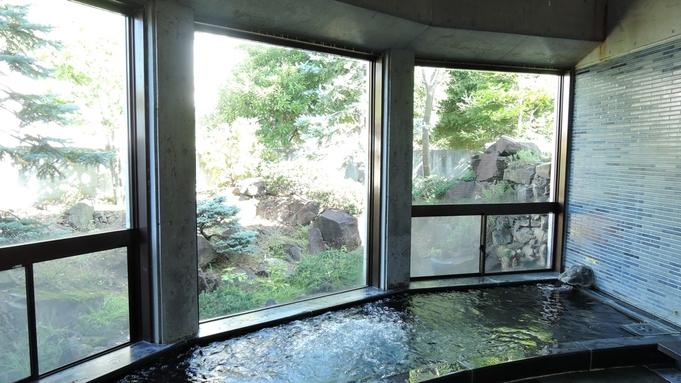 【スタンダード】ハーブ風呂&花の郷・癒しの休日♪ふくしま旬の四季彩膳コース/2食付