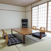*和室12畳一例/6名様までお泊まりいただける広々としたお部屋です。