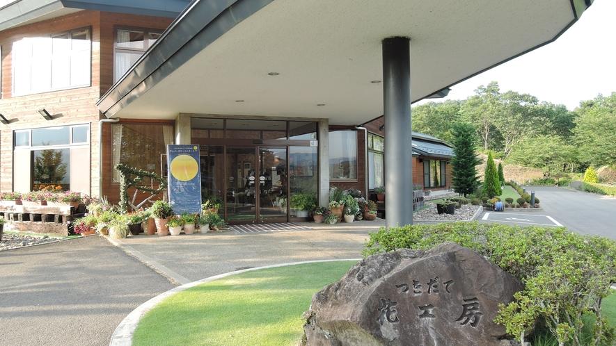 *外観/施設はバリアフリー設計、シニアのご利用にも優しい造りとなっております。