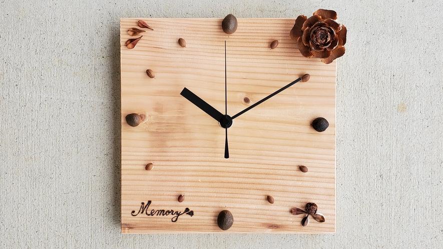 *「森の時計」完成イメージ