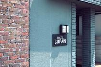 Hostel専用入口
