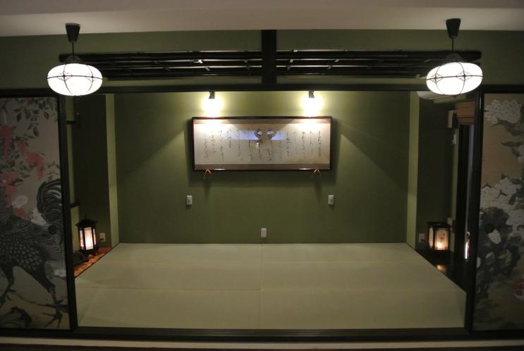 花天井画部屋