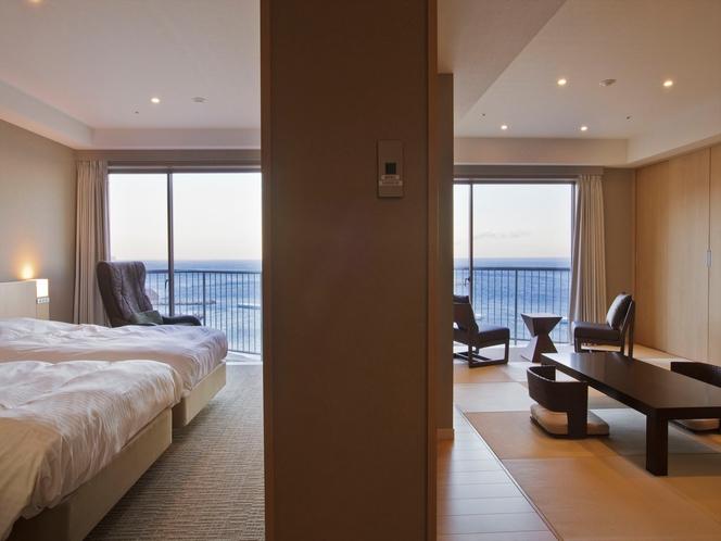 最上階(10階)ファミリールーム