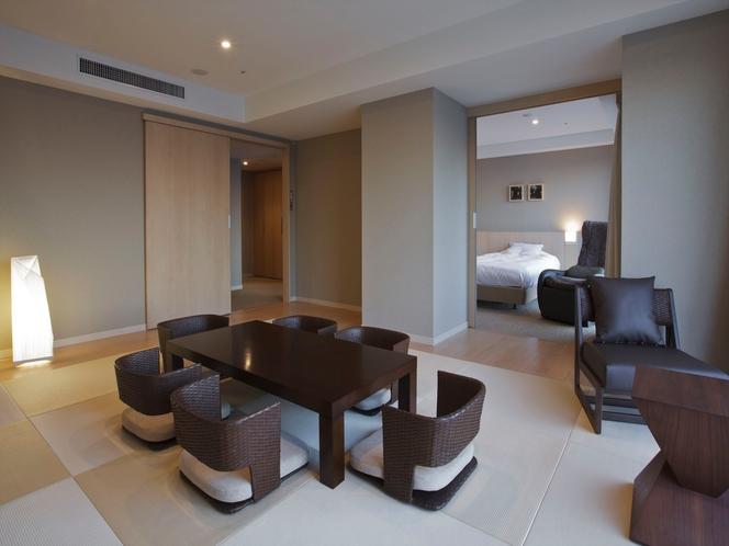 最上階(10階)ファミリールーム*和室
