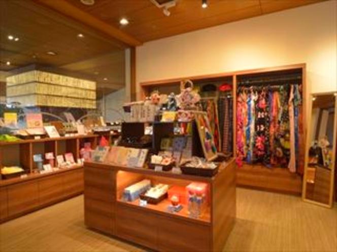 売店(1階)