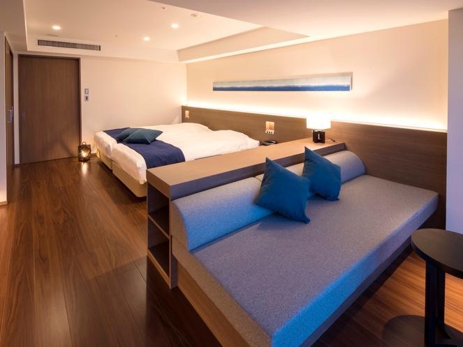 9階新・プレミアムビュールーム(洋室)客室全体
