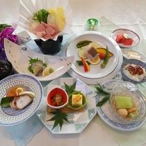 【料理一例】2019夏の会席料理5000